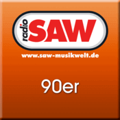 radio SAW 90er